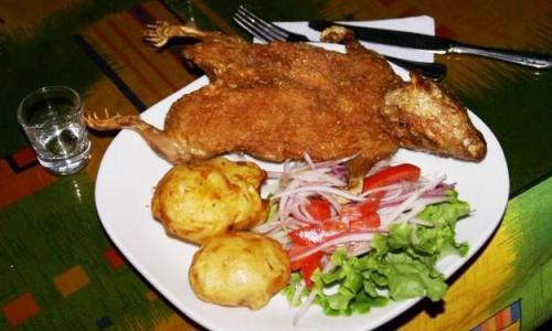 кухня Перу