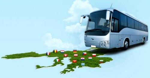 отдых в Европе автобусные туры