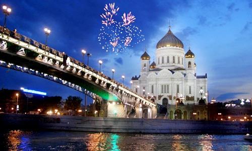 какие города России посетить