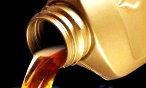 как поменять моторное масло
