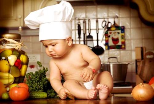как правильно составить меню ребенка
