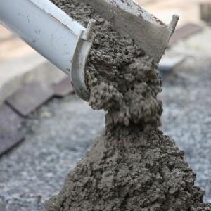 бетон для стройки