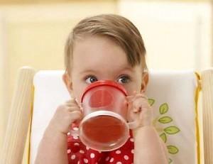 чай и кофе для ребенка
