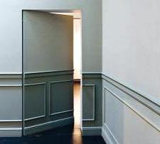 невидимые двери