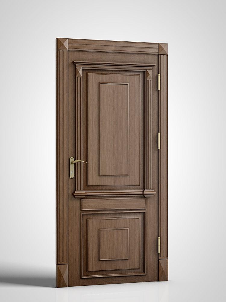 Дизайн деревянные двери