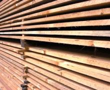 древесина для стройки