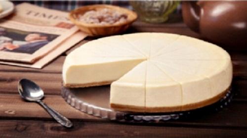 чизкейк из сливочного сыра рецепт с фото