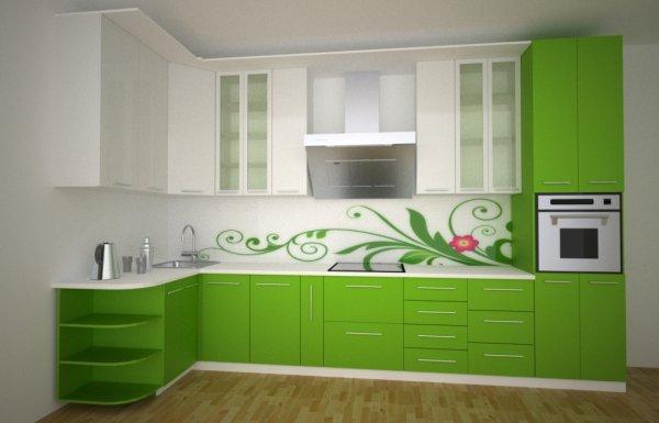 Как покрасить фасады кухни своими руками