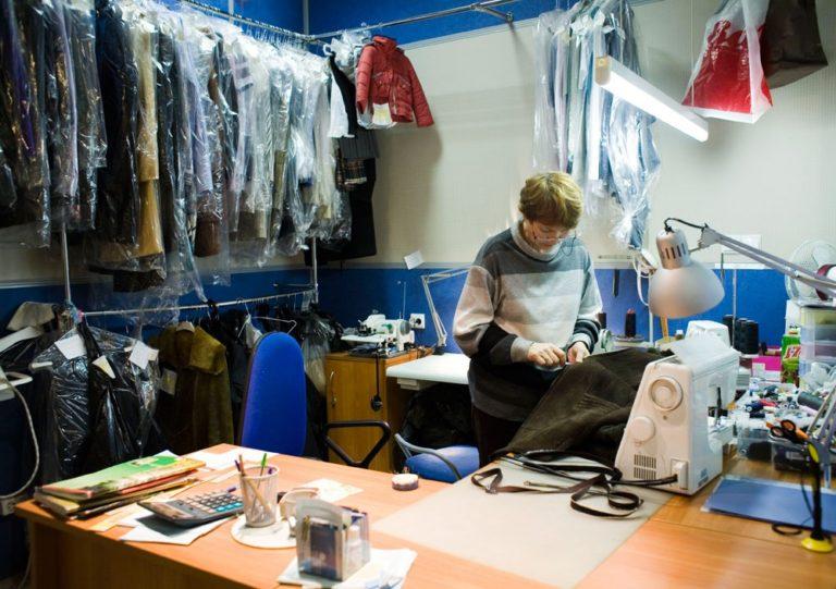 Пошив рабочей одежды ателье